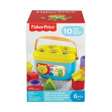 FISHER PRICE Играчка за сортиране ФОРМИЧКИ FFC84