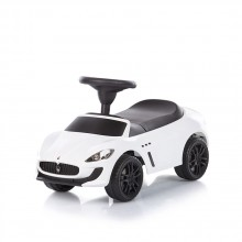CHIPOLINO Ride-on МАЗЕРАТИ ГРАН КАБРИО БЯЛ ROCMA0171WH