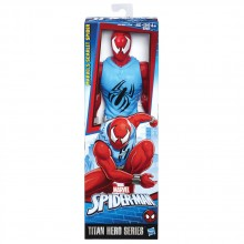 HASBRO Фигурка 30 см. WEB WARRIORS SPIDER-MAN HOMECOMING B9710
