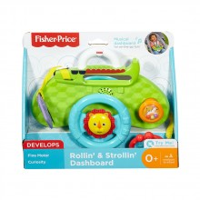 FISHER PRICE Играчка за количка ТАБЛО ЗА УПРАВЛЕНИЕ DYW53