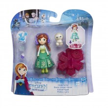 DISNEY FROZEN Мини кукла с функция B9249