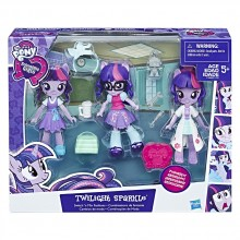 MY LITTLE PONY Кукла с тоалети EQ GIRLS MINIS C1721