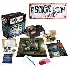 NORIS Настолна игра ESCAPE ROOM 606101546037