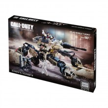MEGA BLOKS Конструктор АТЛАС МОБИЛНА КУЛА CALL OF DUTY CNG85