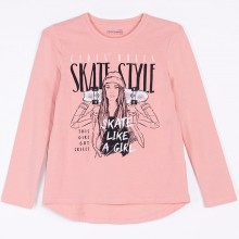 Coccodrillo Блуза дълъг ръкав EVERYDAY GIRL skate 92-164 Z20143107EVG